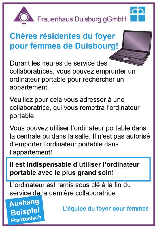französischen brief schreiben mit vous